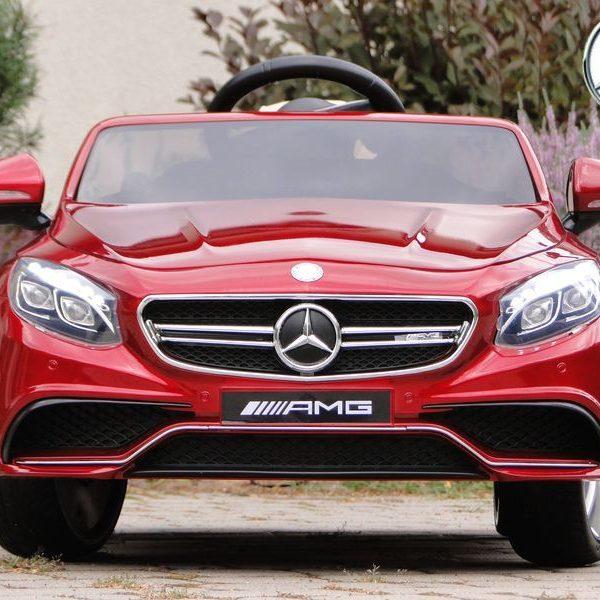 Mercedes S63 AMG Lakierowany