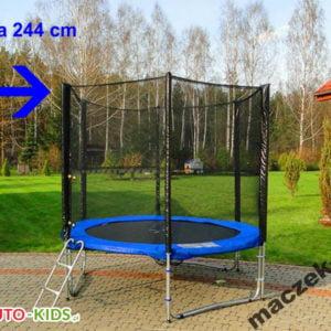 Siatka do trampoliny FT8 244cm