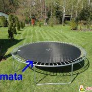 Batut trampoliny FT10 306cm 64 sprężyny