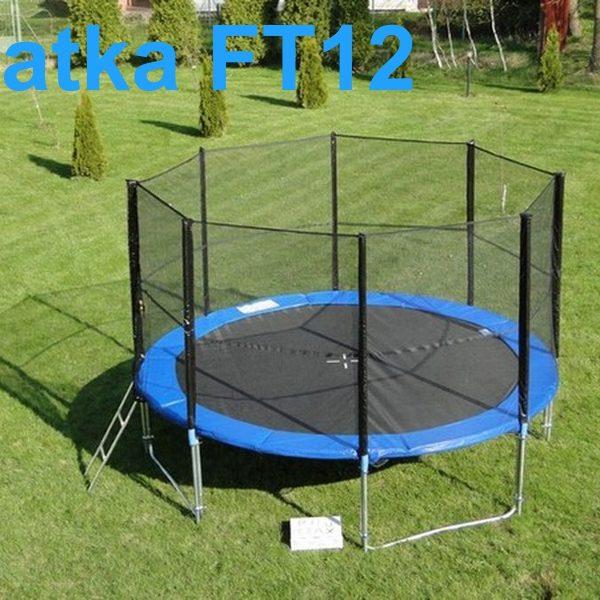 Siatka do trampoliny FT12 366cm